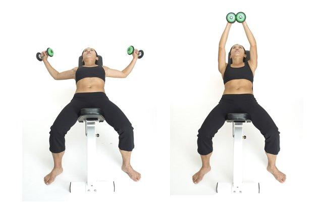 göğüs büyütücü egzersizler 2