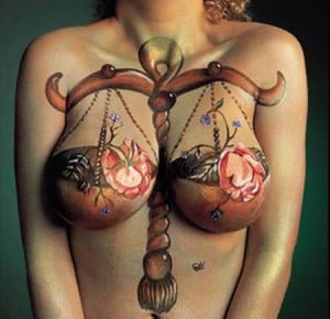 göğüler ortalama olarak 500 gramdır
