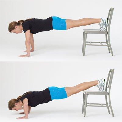 Göğüs büyütücü egzersizler 4